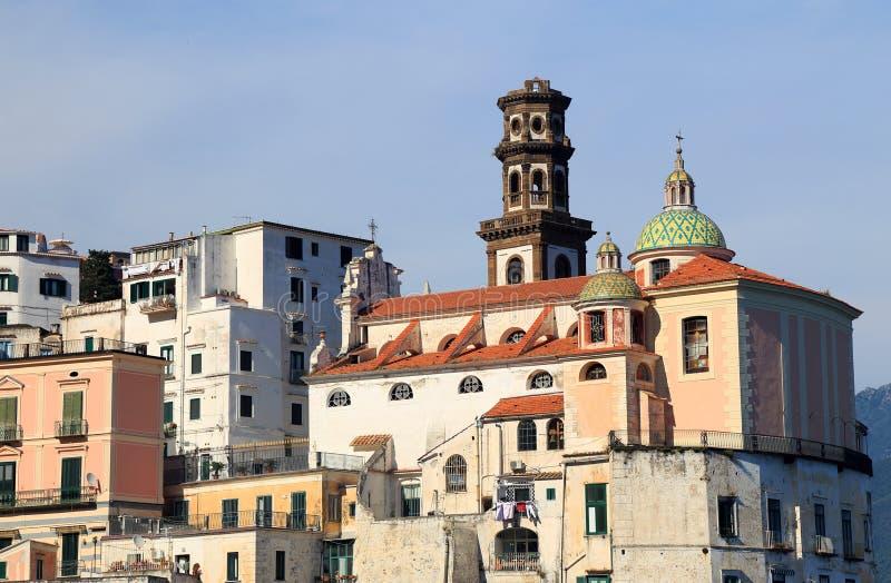 Download Atrani Resort, Italy, Europe Stock Photo - Image of outdoor, headland: 39514862
