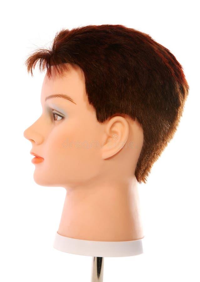 atrapy kierownicza mannequin strona zdjęcia stock