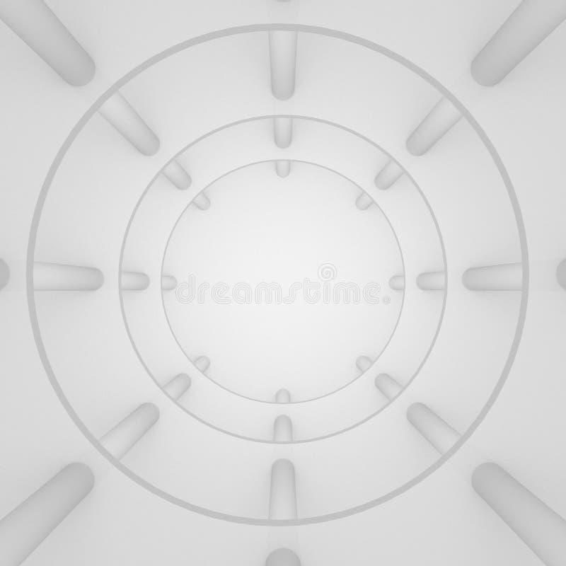 Atrium vektor abbildung