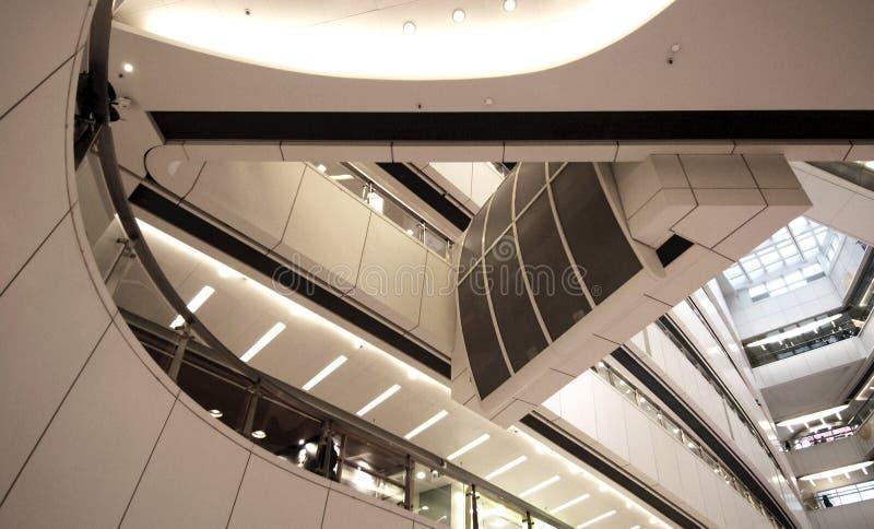 Atrium Display royalty free stock photos