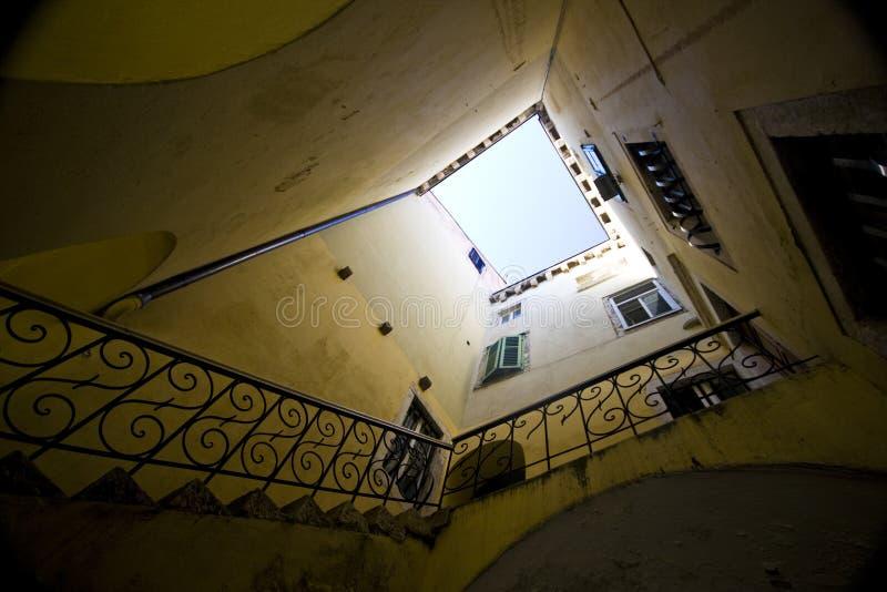 Download Atrium in Sibenik stock photo. Image of medieval, adriatic - 20998580
