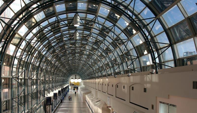 atrium toronto arkivfoto