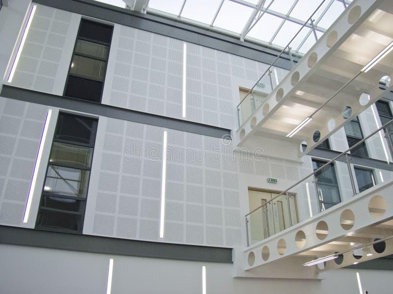 Download Atrium Walkway stock photo. Image of industry, buildings - 26586514