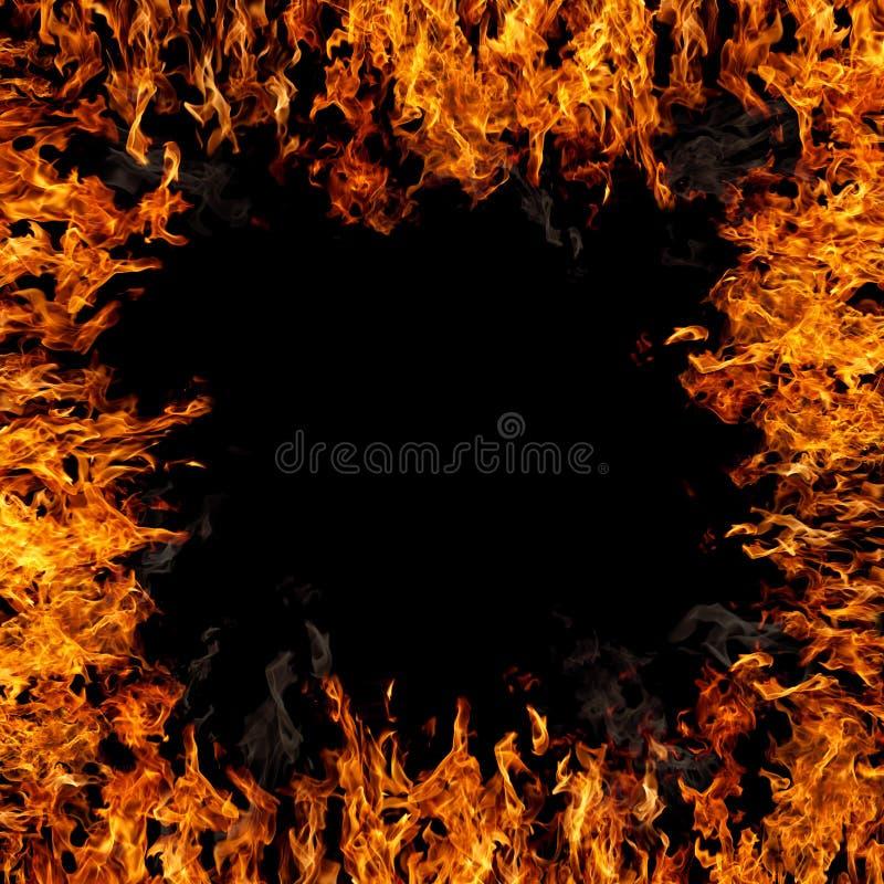 Att flamma gränsar fotografering för bildbyråer