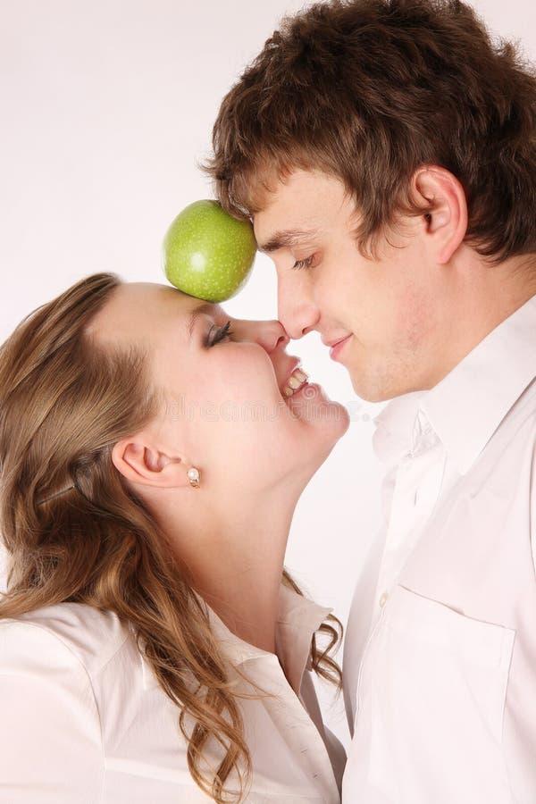 att gifta sig vänta för barn par nytt royaltyfri bild