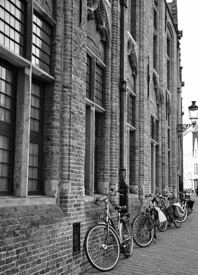 Att att resa med cykeln royaltyfri bild