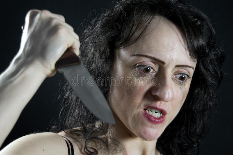 Download Attack stock photo. Image of murder, couple, kill, deadly - 19120674