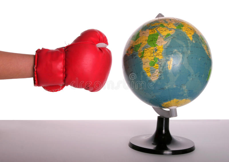 Download Attack Against Earth Royalty Free Stock Photo - Image: 23794595
