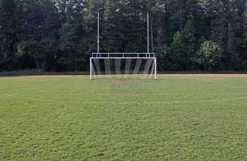 Download Attack the Goal stock image. Image of games, nobody, sport - 26550265