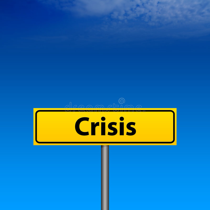 Attansion Crisis Royalty Free Stock Photography