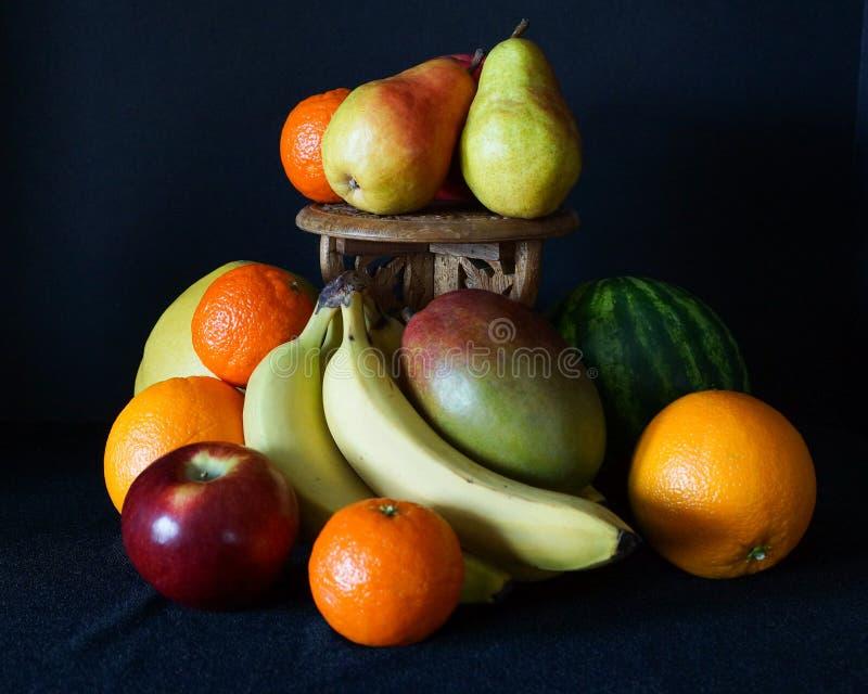Attaque de fruit photos stock