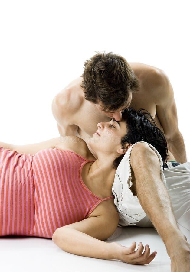 attente de couples de chéri images libres de droits