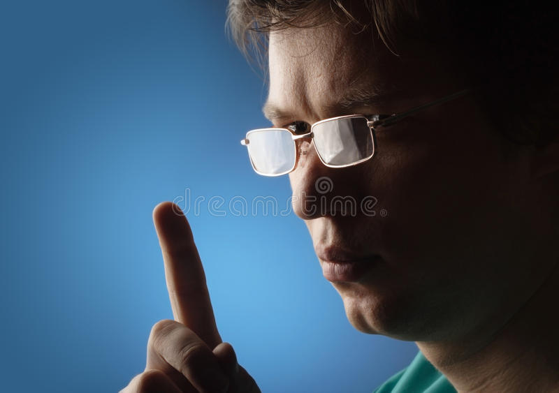 Attention stock images