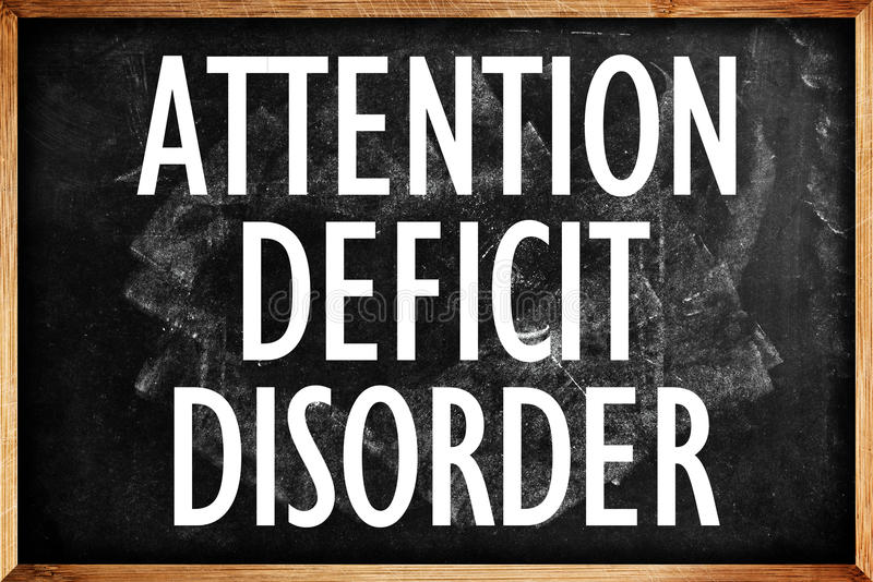 Download Attention Deficit Disorder stock photo. Image of disorder - 49084150
