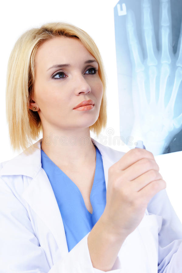 Download Attention look on x-ray stock photo. Image of hold, student - 10773862