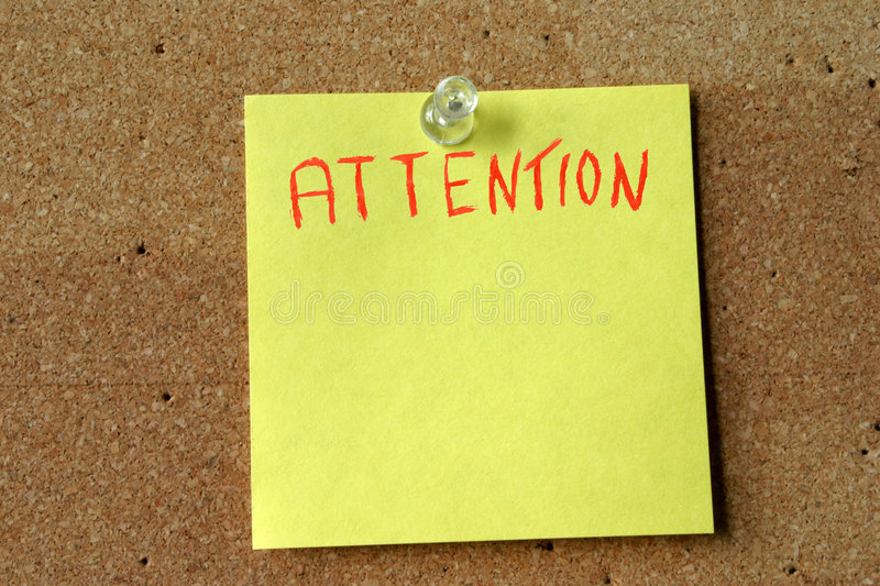 Download Attention stock photo. Image of notice, background, attention - 1102298