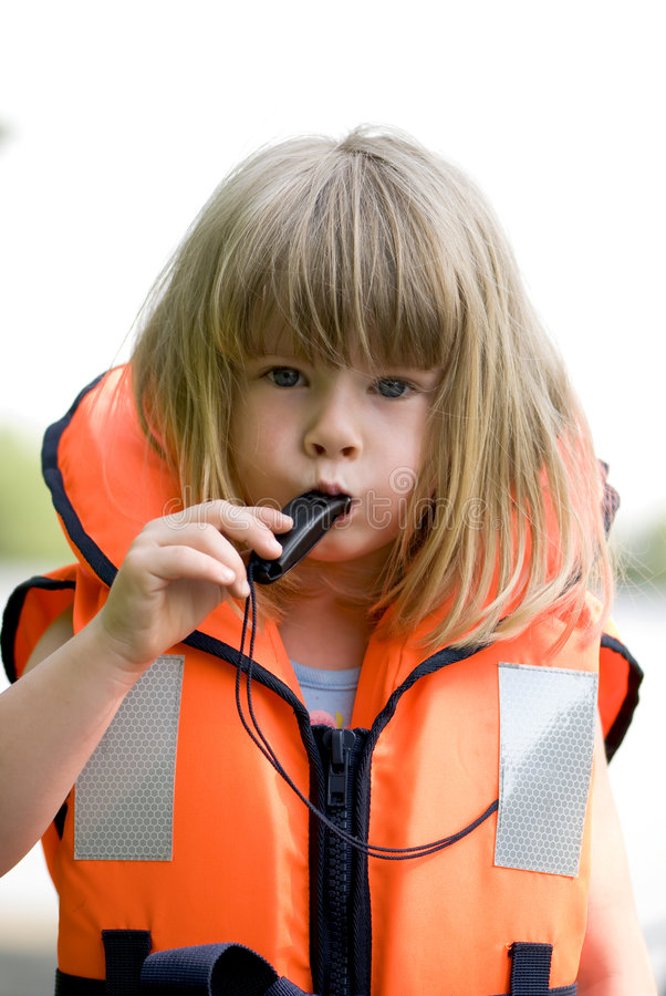 Download Attention whistle 2 stock photo. Image of child, wear - 5387910