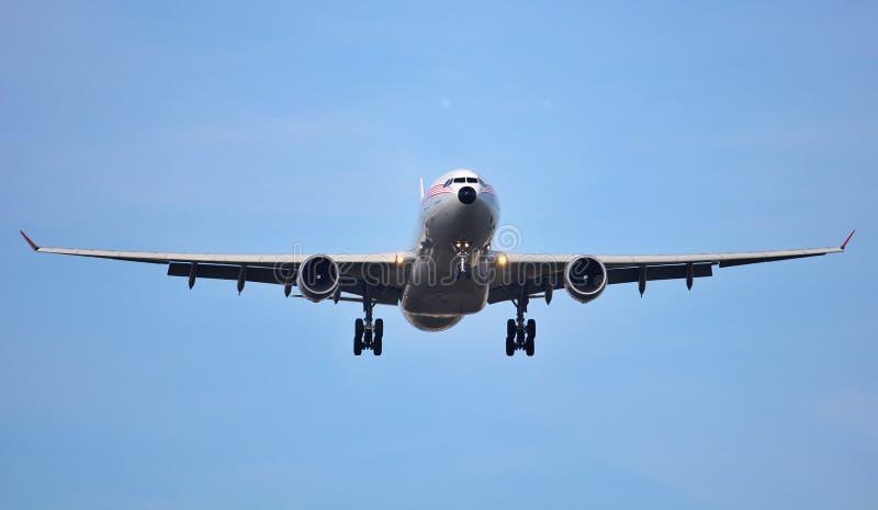 atterrissage photos libres de droits