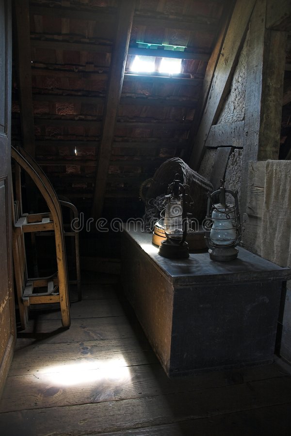 Download Attic stock photo. Image of ghostly, ghost, adventure - 2323002