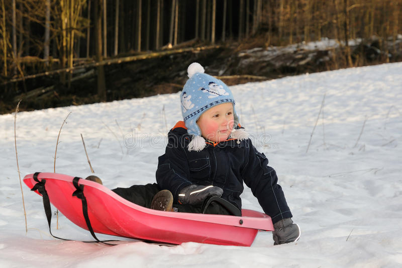 Attività di inverno fotografia stock libera da diritti