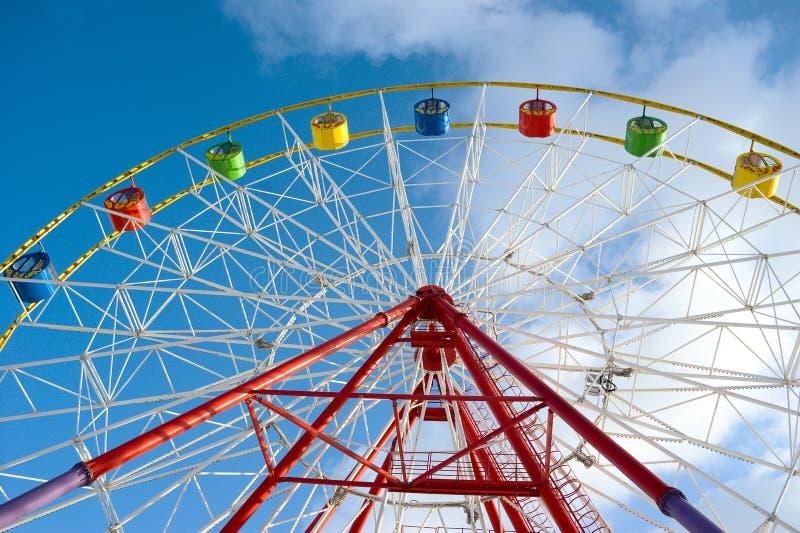 Download Attraction ferris wheel stock image. Image of design - 21631245