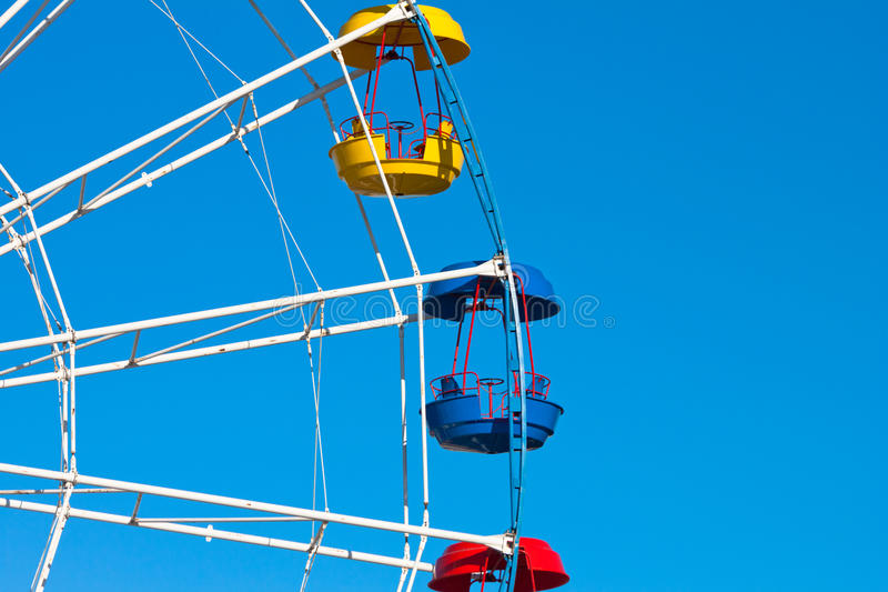 Download Attraction Ferris Wheel Royalty Free Stock Photo - Image: 23913525