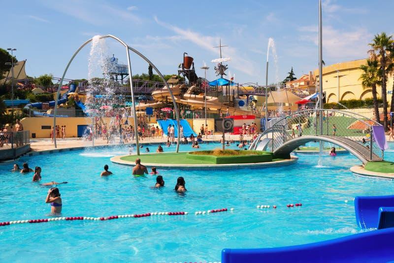 parc attraction eau