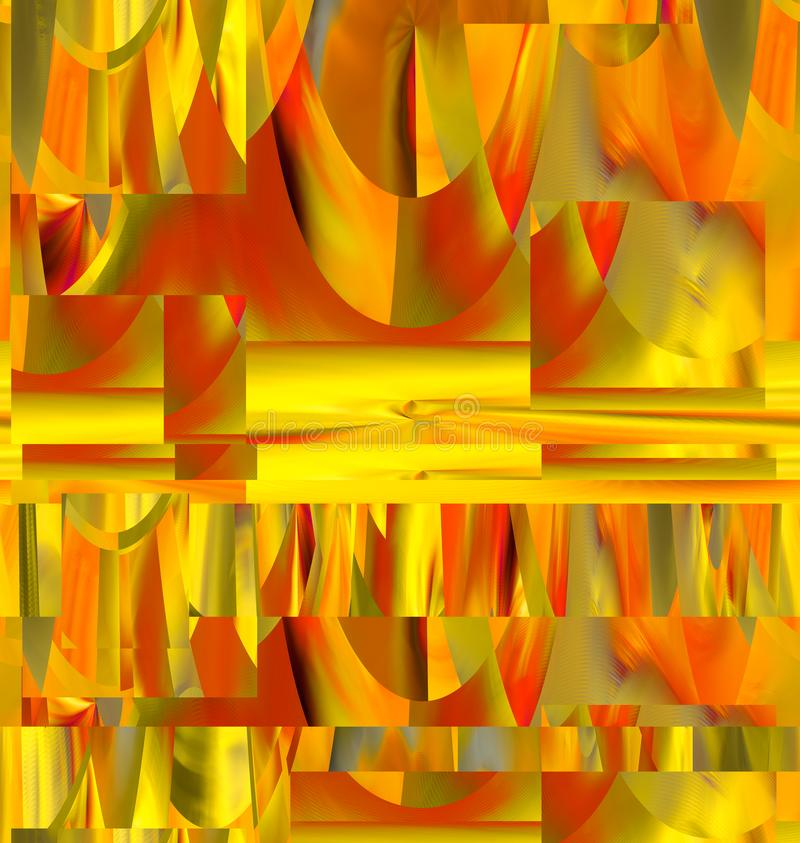 Attractive abstraction and design. Graphic arts and art. Interior Abstract Abstraction Art Design Styling Imagination Graphic Dynamic Harmony Inspiration Fantasy vector illustration