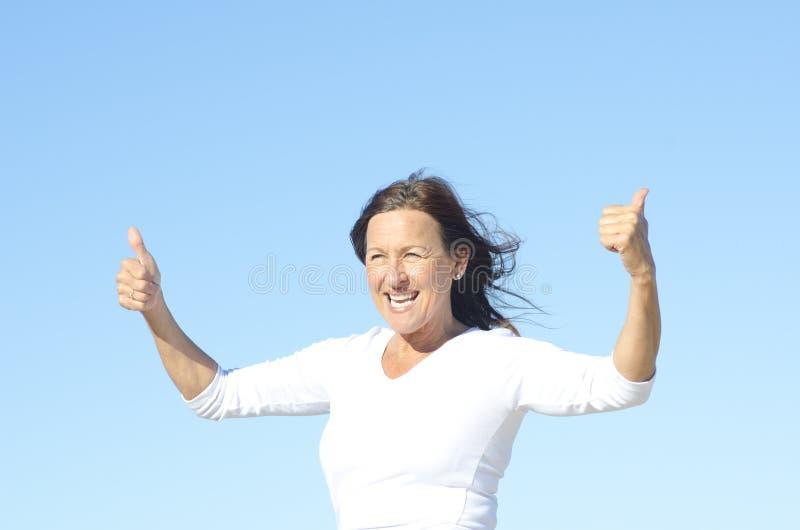 Download Attractive Active Senior Woman Stock Photo - Image: 26518574
