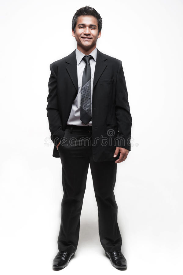 Free Attractive Asian Businessman 2 Royalty Free Stock Images - 24017089