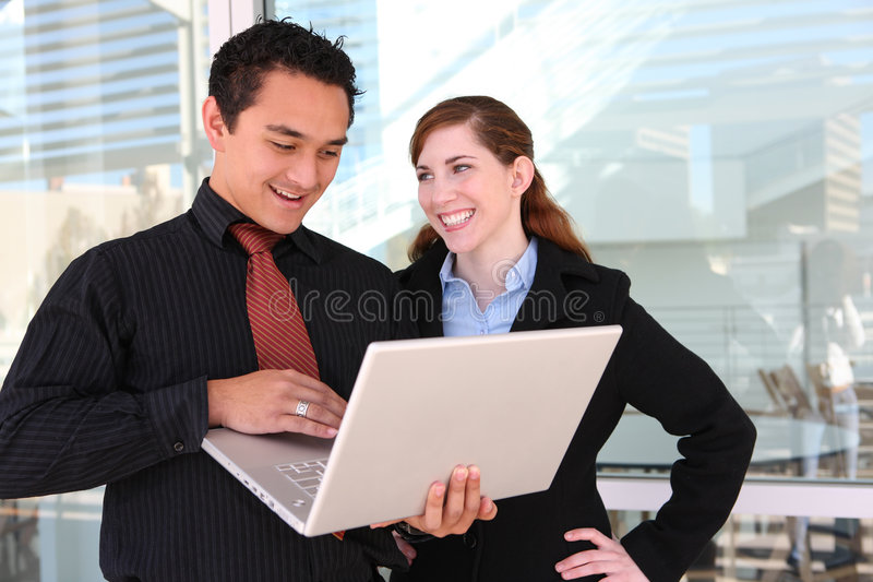 Download Attractive Business Team stock image. Image of beauty - 7574063