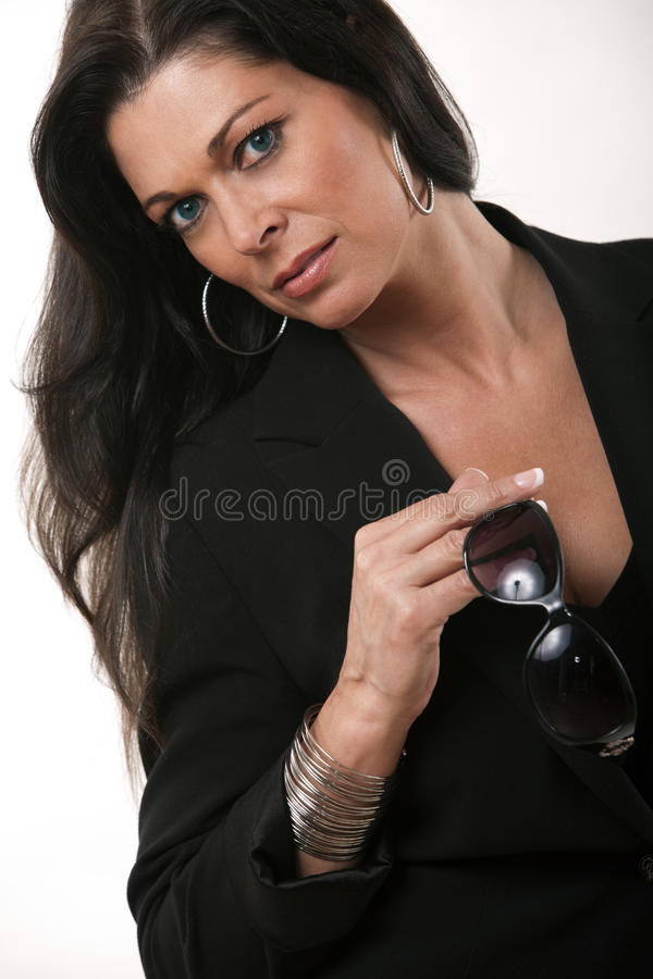 Download Attractive businesswoman stock image. Image of confident - 17238645