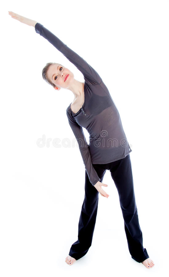 Download Attractive Caucasian Girl In Her 30 Shot In Studio Royalty Free Stock Photography - Image: 34201077
