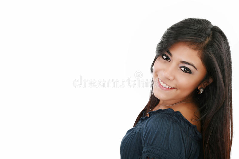 Download Attractive Caucasian Smiling Woman Stock Photos - Image: 25744433