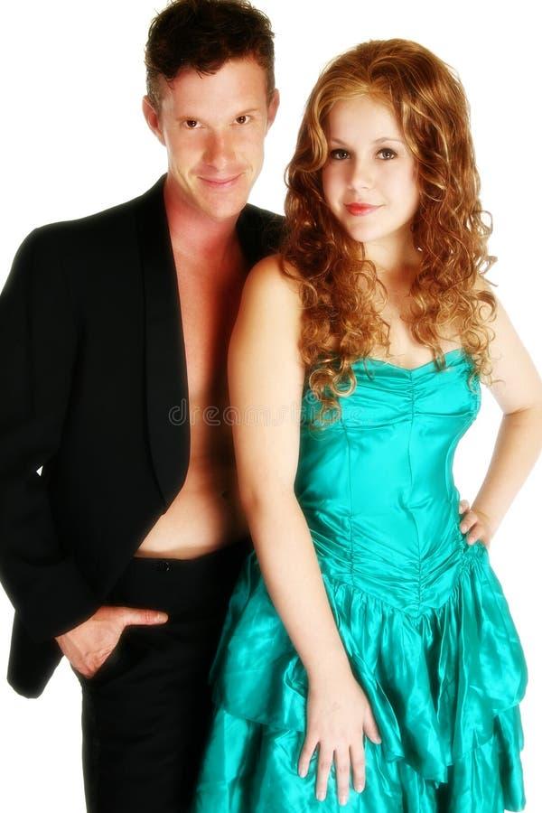 attractive couple young στοκ εικόνες με δικαίωμα ελεύθερης χρήσης