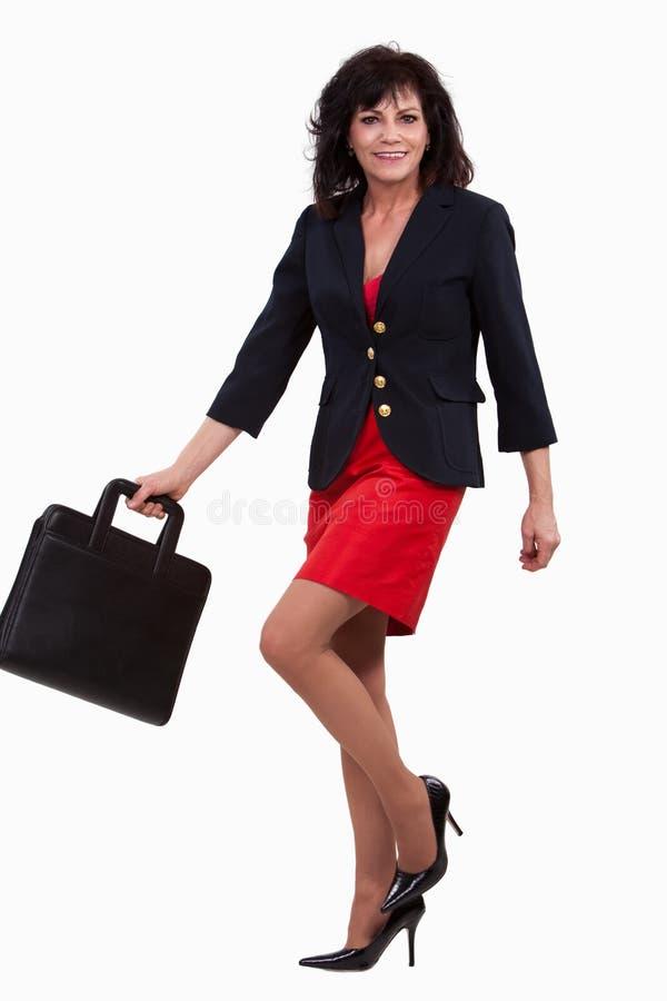 Download Attractive Forties Hispanic Brunette Woman Stock Photo - Image: 13039964