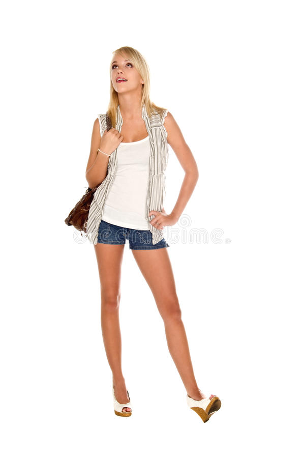 Free Attractive Girl Next Door Stock Photos - 13381443