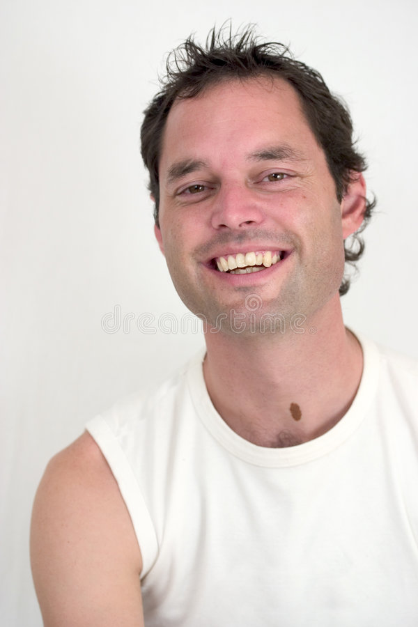 Attractive Guy 2 stock images
