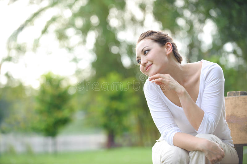 Download Attractive Healthy Asian Woman Stock Photo - Image: 21345916