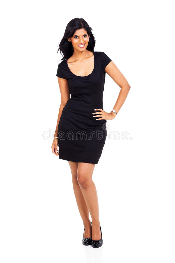 Attractive latin businesswoman royalty free stock photos