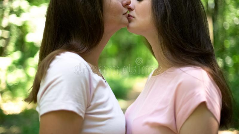Amateur Teen Lesbian Outdoors