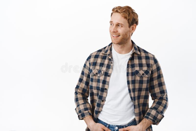 Male model ginger Hot Ginger