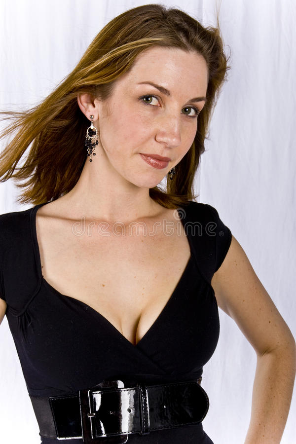 Download Attractive Model Stock Photography - Image: 11023802