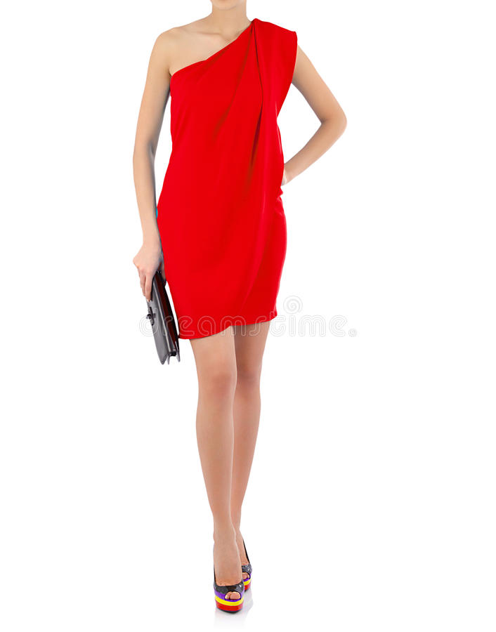 Download Attractive model stock photo. Image of girl, cutout, caucasian - 28348682