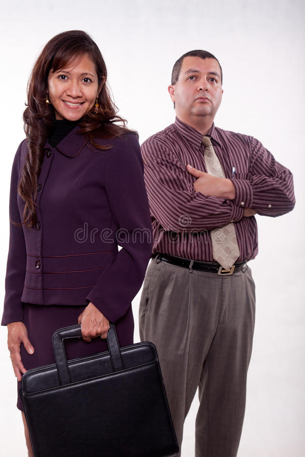 Download Attractive Multi Racial Business Team Royalty Free Stock Photo - Image: 15596675