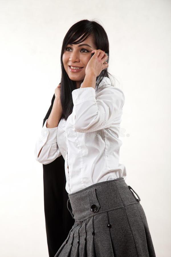 Download Attractive Thirties Asian Career Woman Stock Photo - Image of thirties, woman: 17239024