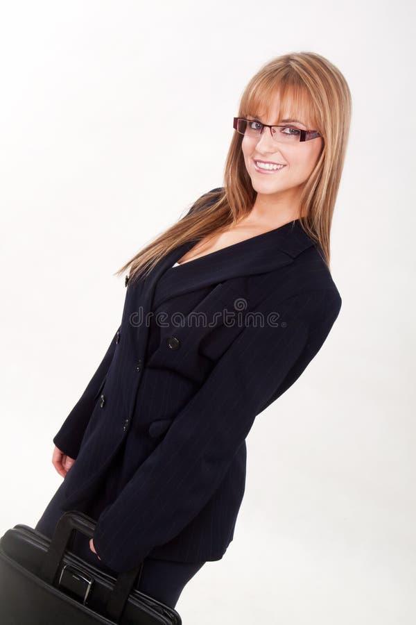 Download Attractive Twenties Caucasian Business Woman Stock Photo - Image: 12817368