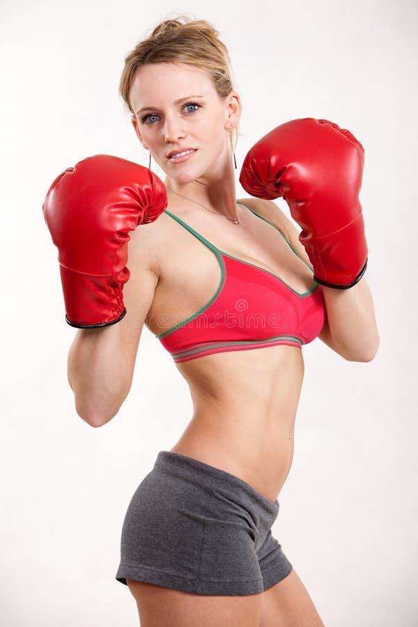Download Attractive Twenties Caucasian Fitness Woman Stock Photo - Image: 18593794