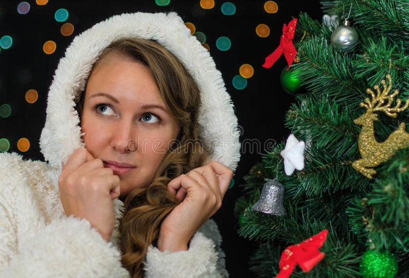 Download Attractive woman stock photo. Image of holiday, girl - 34655336