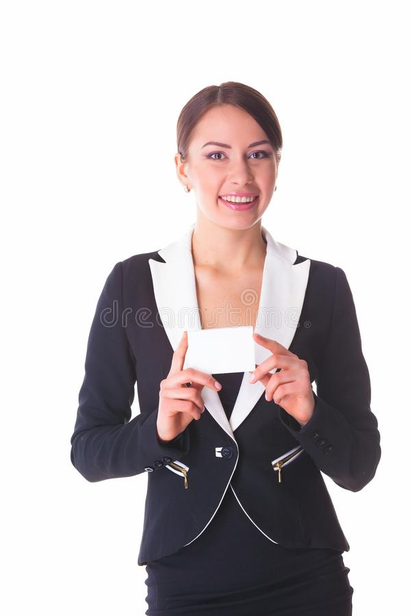 Download Attractive woman stock image. Image of advertisement - 34328003